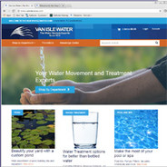 Welcome to the New Vanislewater.com