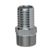 Stainless Steel Insert Male Adapters