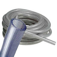 Clear Braided Tubing