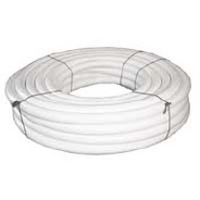 White PVC Flex Pipe
