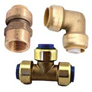 Easy Grip Brass Fittings