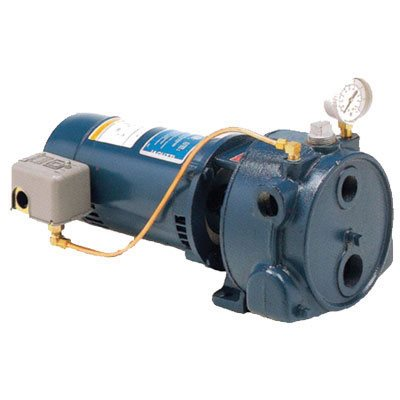 Franklin fp1c1 c 1 hp 115 230v pro convertible jet pump for Well pump motor replacement