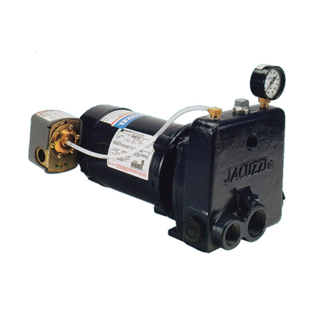 Franklin 5C-S (1/2 HP, 115/230v) Cast Iron Jet Pump